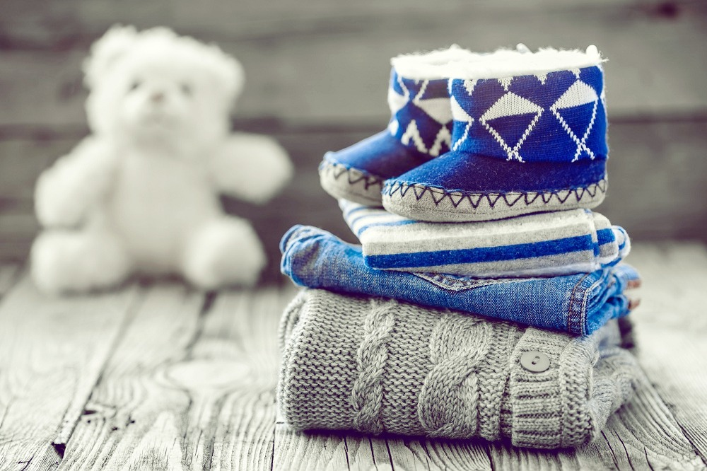 Ideal baby wear to combat the vagaries of winter