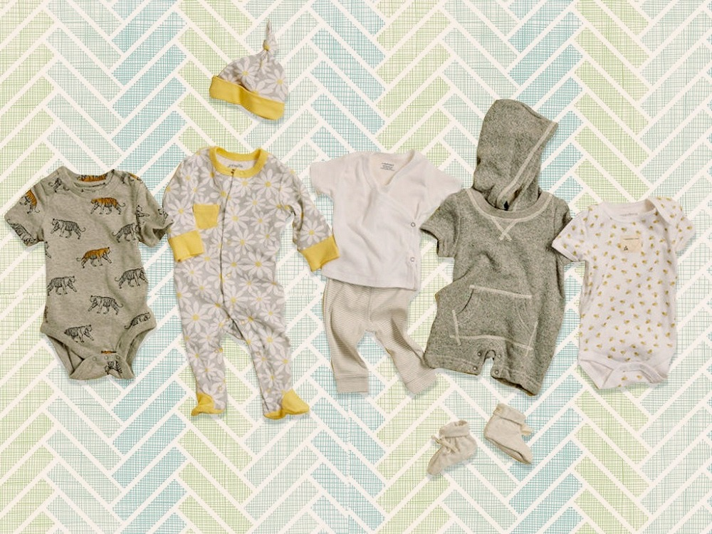 Which Canadian brands of clothing make your baby more elegant
